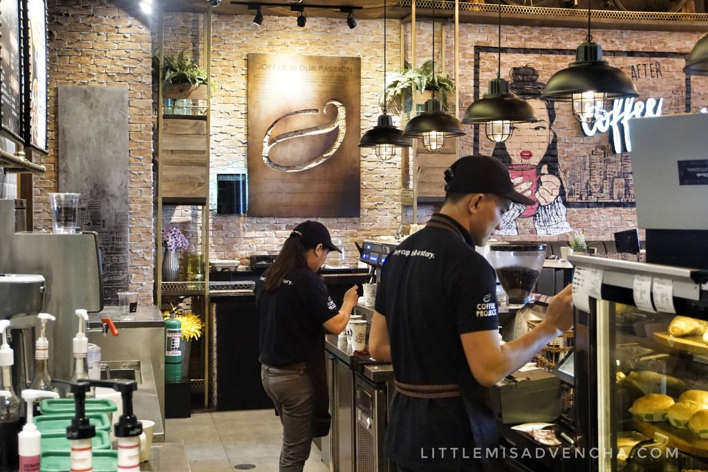Coffee Project Iloilo Baristas