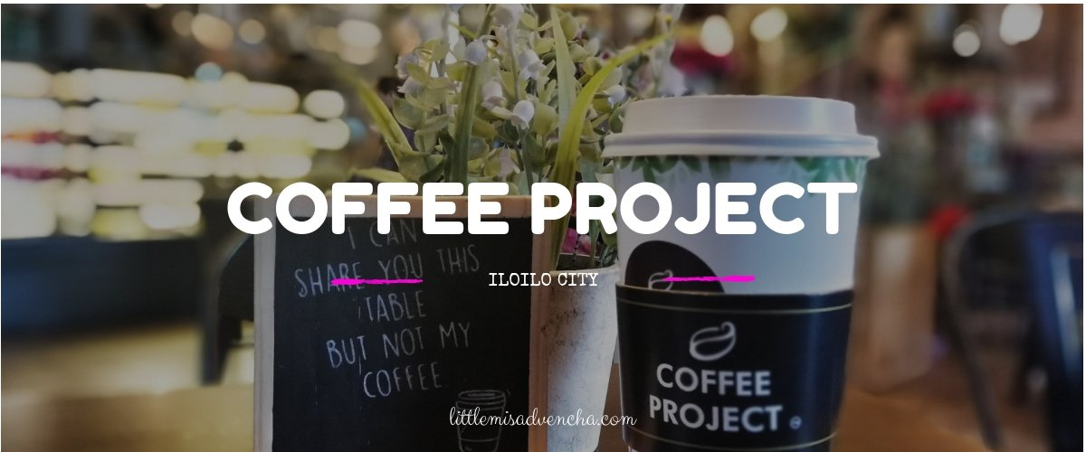 Coffee Project Iloilo