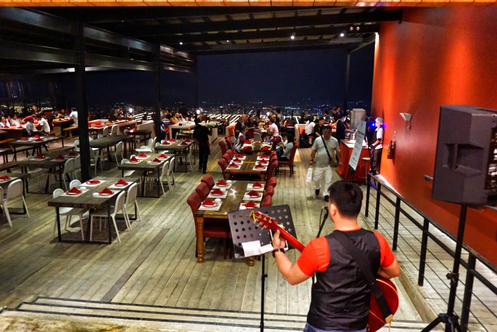 Top of Cebu: City's Best Night Restaurant
