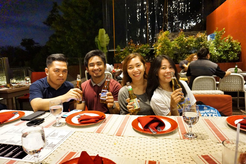 Top of Cebu: Best Night Restaurant in Cebu