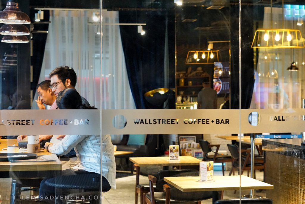 Wallstreet Coffee + Bar