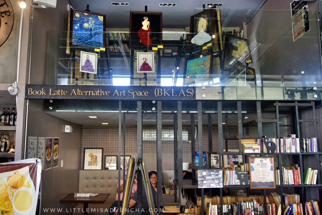 Book Latte Cafe in Iloilo