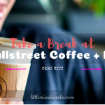 Take a Break at Wallstreet Coffee + Bar in Bai Hotel
