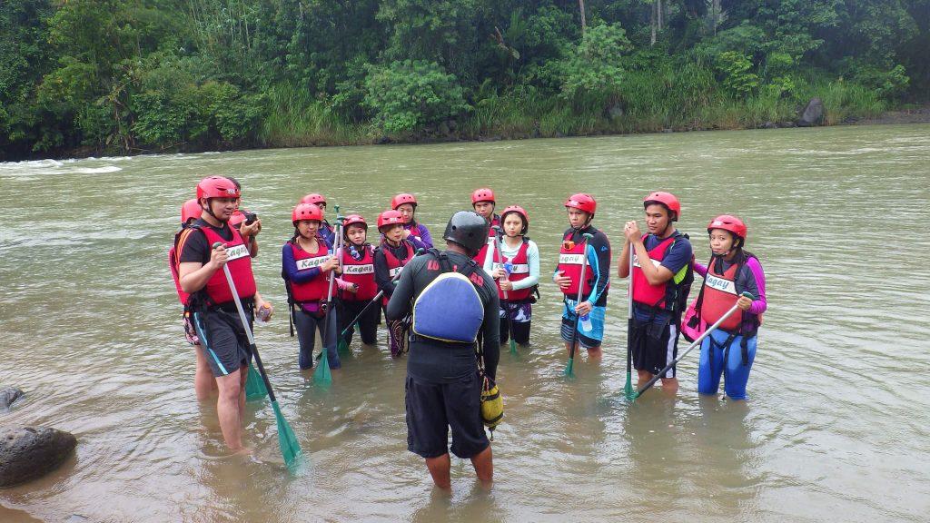 KAGAY Whitewater Rafting