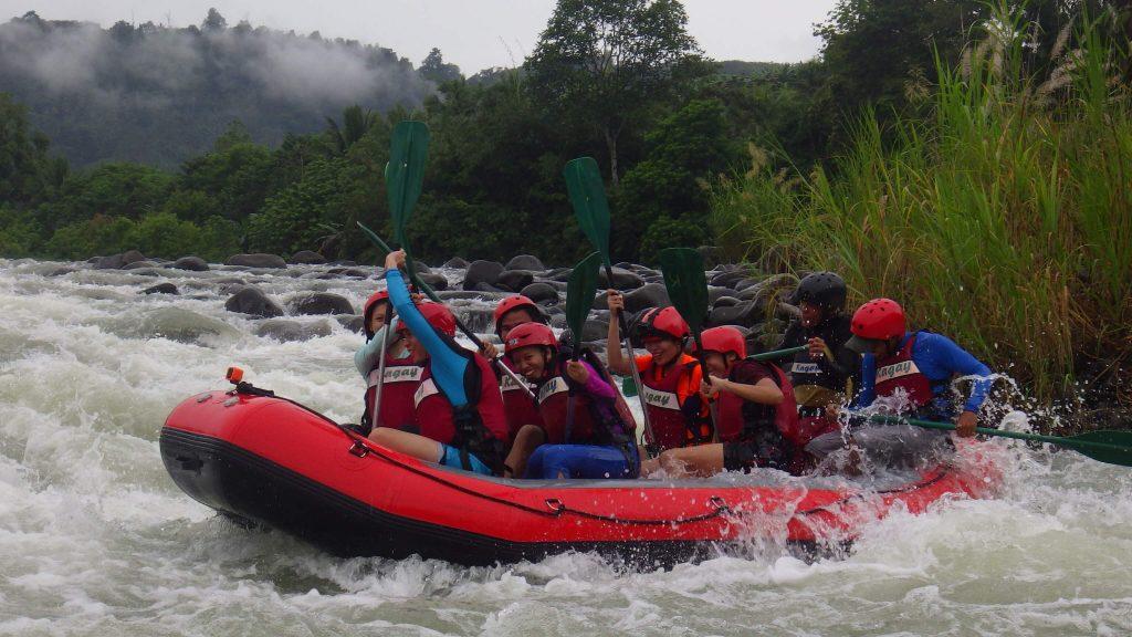 KAGAY Water Rafting