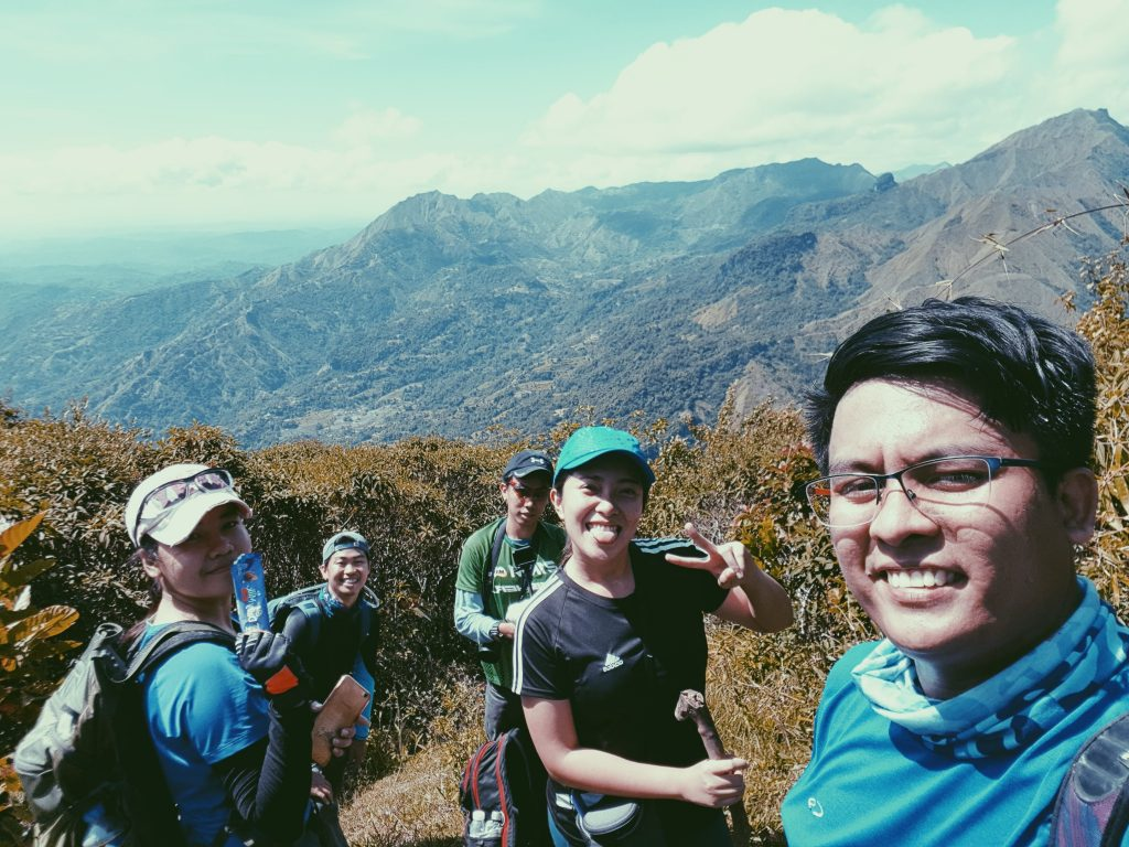 Day Hike in Mt. Napulak, Igbaras