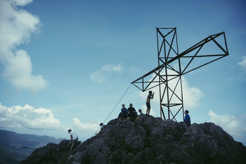 Day Hike in Mt. Napulak, Igbaras