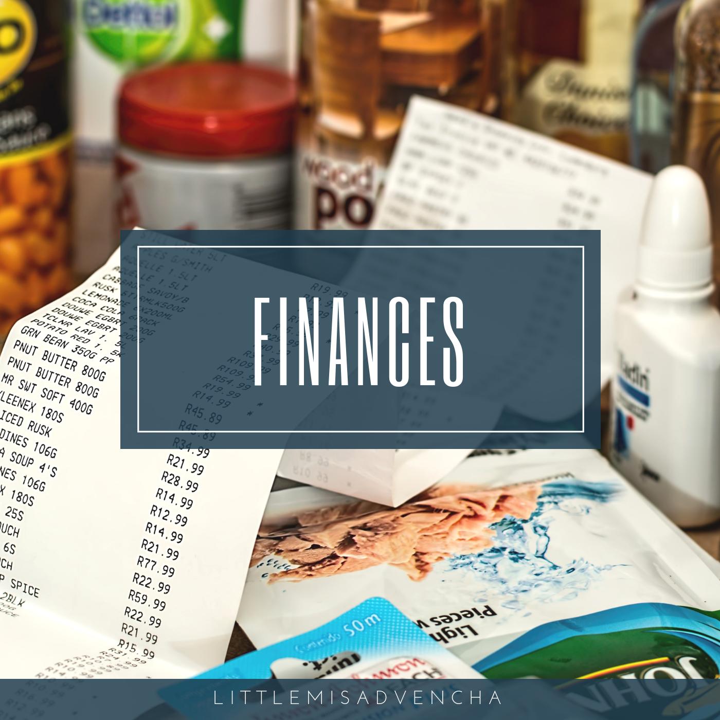 personal finance littlemisadvencha