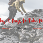 Why it Pays to be a Risk-Taker? Answers From Risk-Takers Themselves