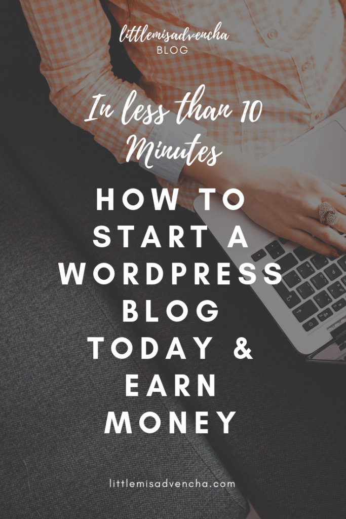 how to start a blog today littlemisadvencha