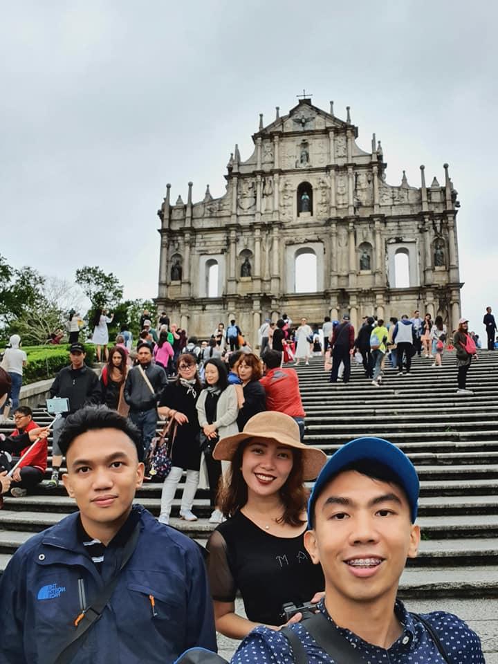 day tour in Macau