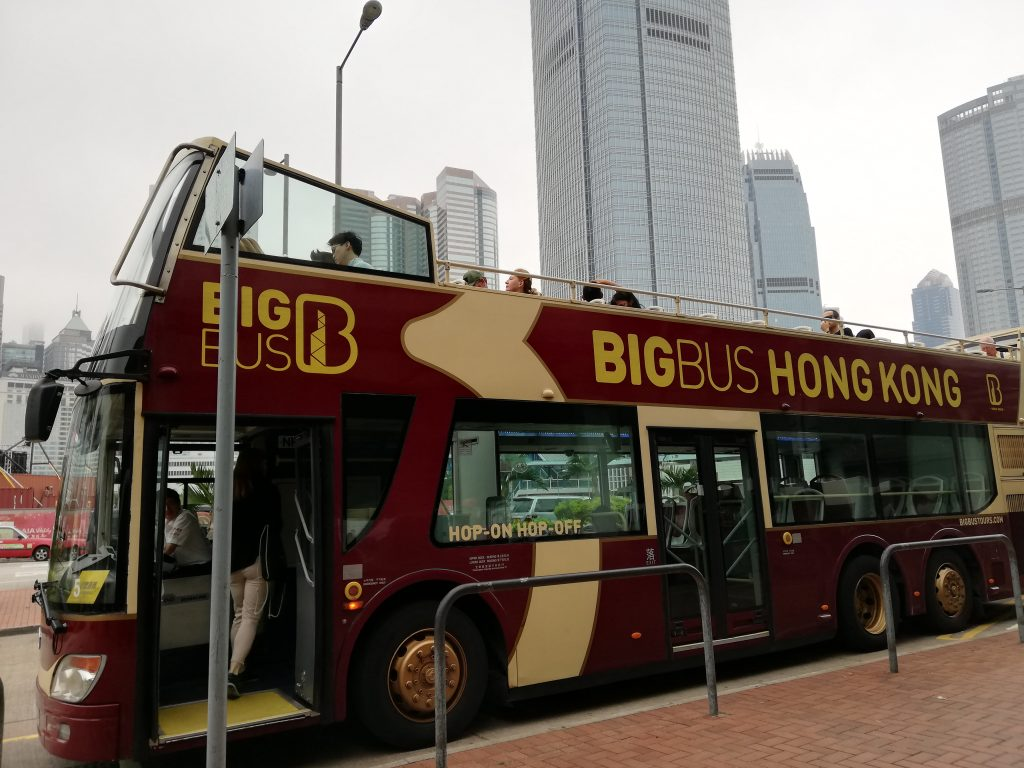big bus tours green route