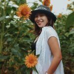 Fun-filled Photo Sessions at Sunflower Garden in Dalaguete