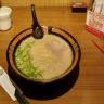 tonkatsu ramen experience in ichiran