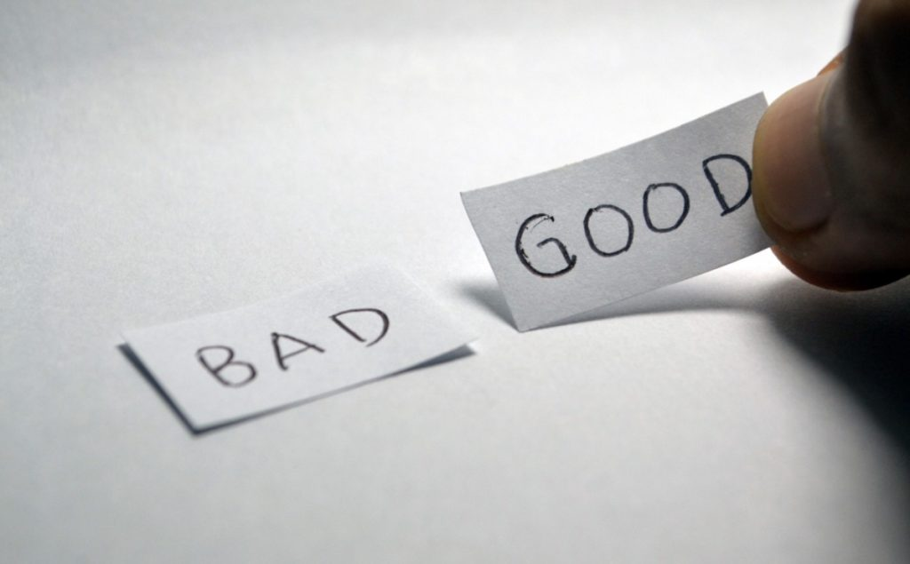 focus on what is best, not just what is good