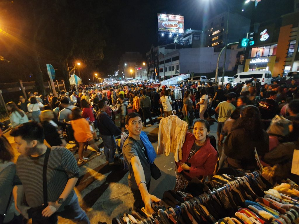ukay-ukay finds in Baguio Night Market